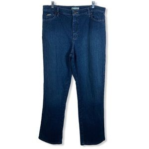 Lee Relaxed Fit Straight Leg High Waisted Jeans